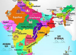 India Map 2020 Hd: India map 2020 hd from pinterest 1