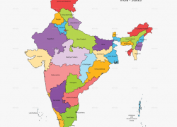 India map with states hd from pngitem 5