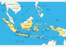 Indonesia in world map from pngegg 10