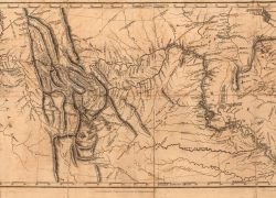 Lewis and clark expedition map from britannica 6