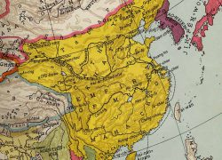 Ming empire map from totallyhistory 7