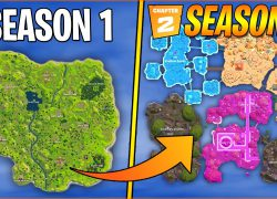 New Fortnite Map Chapter 2 Season 5: New fortnite map chapter 2 season 5 from youtube 1