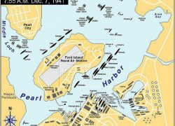 Pearl Harbor Map 1941: Pearl harbor map 1941 from pinterest 1