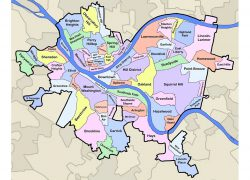 Pittsburgh map from pinterest 5