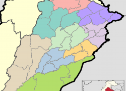 Punjab map from en 10