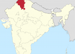Punjab map from en 6