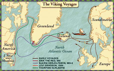 Leif erikson map from webexhibits 1