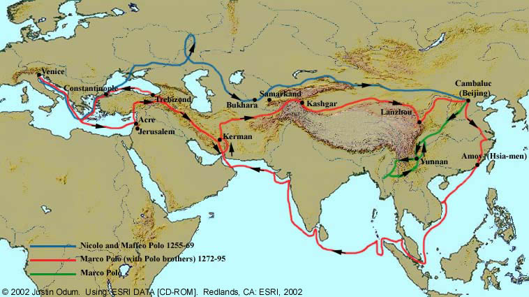 Marco Polo Explorer Map From Depts 6
