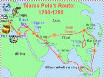 Marco Polo Explorer Map From Pinterest 7