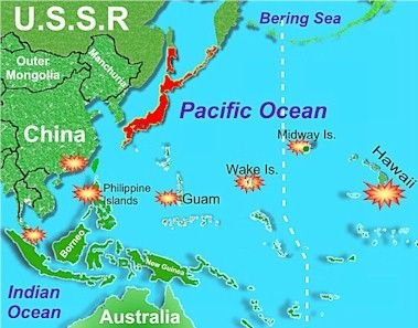 Wake Island On World Map From Pinterest 7