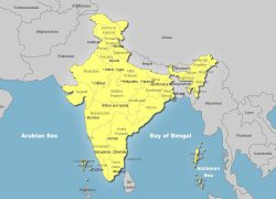 Bay of bengal on world map from pinterest 4