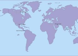 Bay of bengal on world map from topperlearning 9