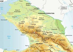 Caucasus mountains on world map from pinterest 5