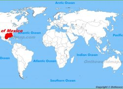 Gulf Of Mexico On World Map: Gulf of mexico on world map from frisyrerlangthar2015 1