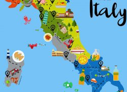 Italy map from handluggageonly 10