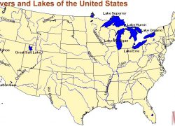 Lake ontario on us map from whatsanswer 10