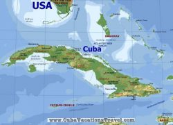 Map of cuba from pinterest 10