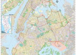 New york city map from geographiamaps 8