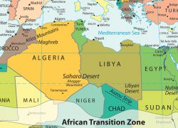 North africa map from saylordotorg 10