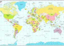 Prime Meridian On World Map: Prime meridian on world map from pinterest 1
