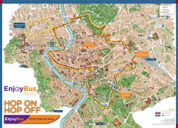 Rome map from extrapolitan 2