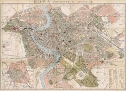 Rome map from greystreetbarcelona 9