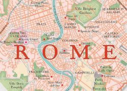 Rome map from pinterest 4