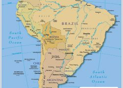 South america map from nationsonline 6