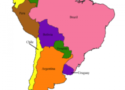 South america map from pinterest 7