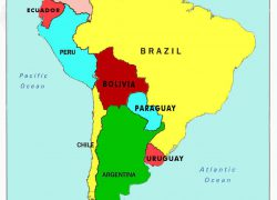 South america map from pinterest 9