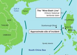 South china sea map from capenews 10