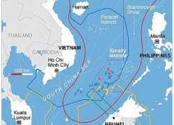 South china sea map from en 2