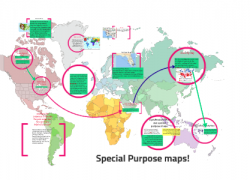 Special purpose map from prezi 4