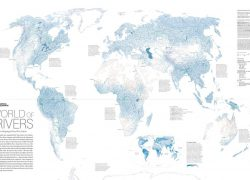World Map Rivers: World map rivers from nationalgeographic 1