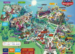 Alton Towers Map 2020: Alton towers map 2020 from pinterest 1