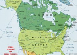 America political map from pinterest 2