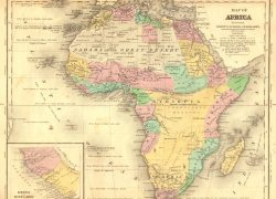 Ancient Africa Map: Ancient africa map from pinterest 1