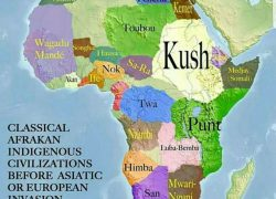 Ancient africa map from pinterest 5