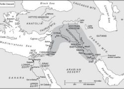 Ancient mesopotamia map from web 5
