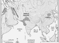 Ancient River Valley Civilizations Map: Ancient river valley civilizations map from pinterest 1
