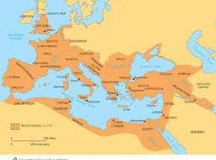 Ancient rome empire map from pinterest 5