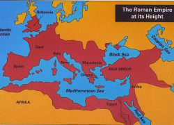 Ancient rome empire map from pinterest 9