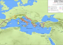Ancient World Map: Ancient world map from oxfordre 1