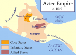 Aztec empire map from pinterest 3