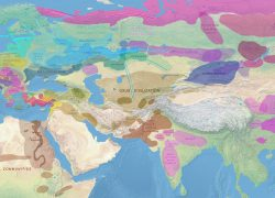 Bronze Age Map: Bronze age map from indo european 1