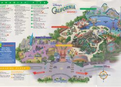 California adventure map from touringplans 7