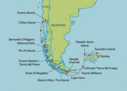 Cape Horn On World Map: Cape horn on world map from pinterest 1