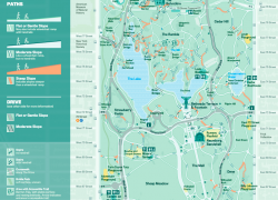 Central park map from 6sqft 2