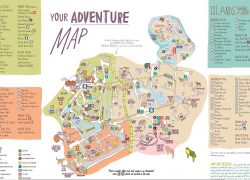 Chester Zoo Map: Chester zoo map from pinterest 2