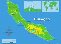 Curacao map from pinterest 10